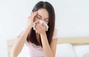 how do you get a sinus infection