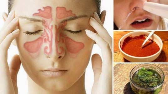 how to help a stuffy nose