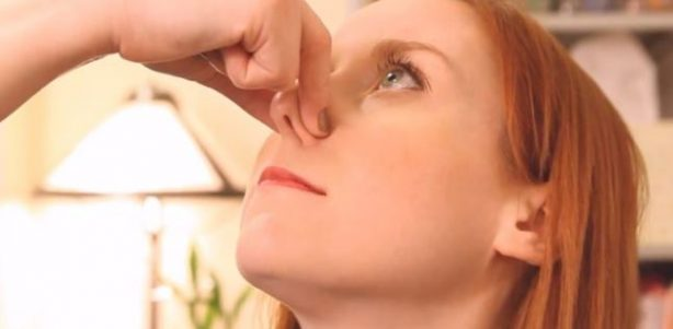 How to get rid of a stuffy nose fast without medicine