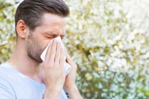 how to stop a runny nose