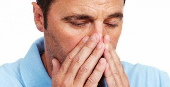 what does a sinus infection feel like