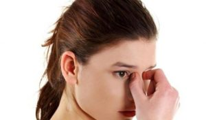 signs of sinus infection