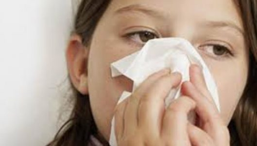 the most common cause of sinusitis