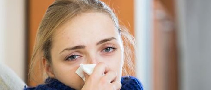 what to do for a stuffy nose from a cold