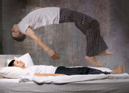 Sleep Paralysis Symptoms while Awake
